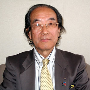 岡島達雄会長